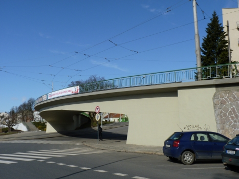 Kryzovsky Street Tramway Bridge