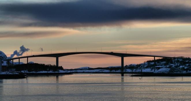 Brønnøysund Bridge