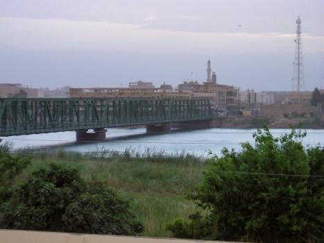 Vieux pont de Fallujah