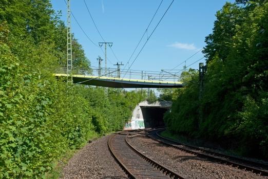 Fuß- und Radwegbrücke Hagelsbrunnenweg