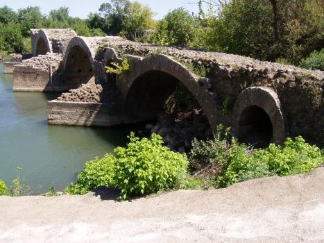 Römerbrücke Saint-Thibery