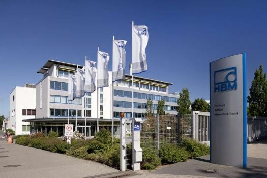 HBM-Hauptverwaltung in Darmstadt