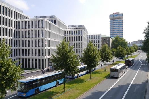 Büro- und Geschäftsgebäude Ohligsmühle