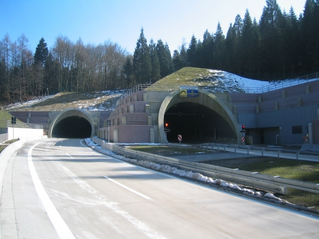 Tunnel Burgholz