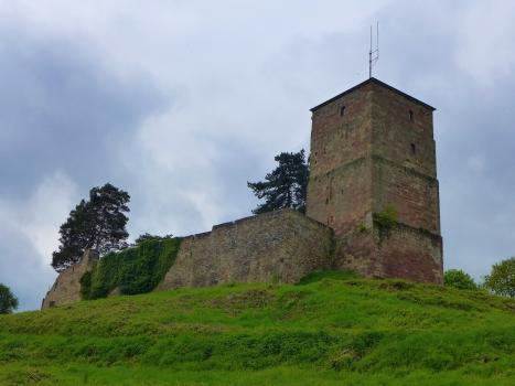 Burganlage Siersburg