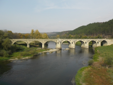 Yantrabrücke Bjala
