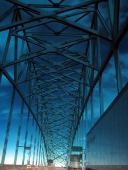 Cairo I-57 Mississippi River Bridge