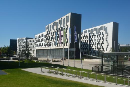 Departmentgebäude D4