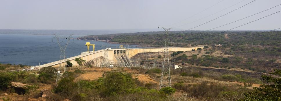 Capanda Dam
