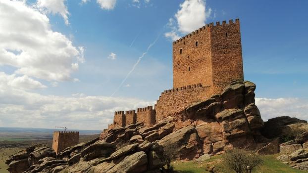 Burg Zafra