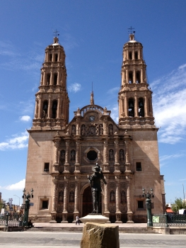 Cathédrale de Chihuahua