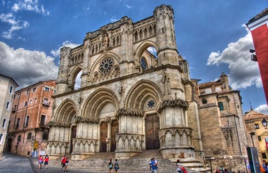 Cathédrale Sainte-Marie et Saint-Julien de Cuenca