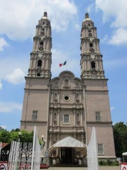 Kathedrale von Villahermosa