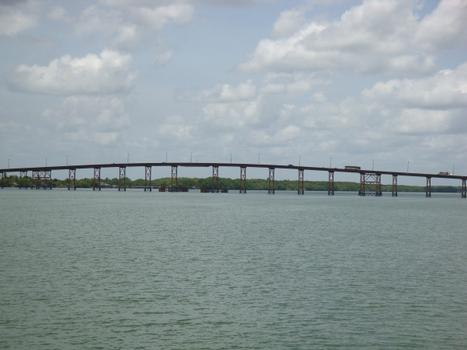 Frontera-Brücke