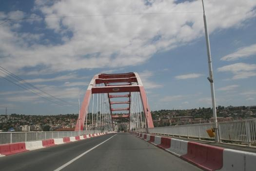 Bogenbrücke in Cernavoda