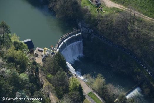 Le Chalet Dam