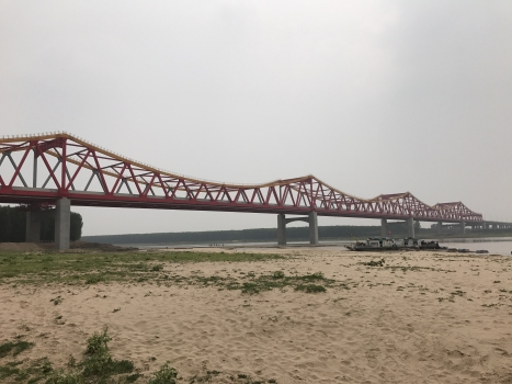 Changqing Yellow River Bridge