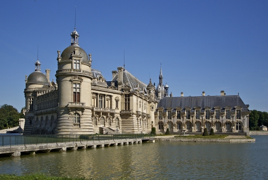 Burg Chantilly