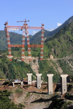 Chenab River Bridge