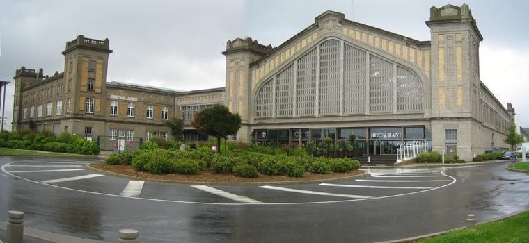 Transatlantisches Terminal Cherbourg