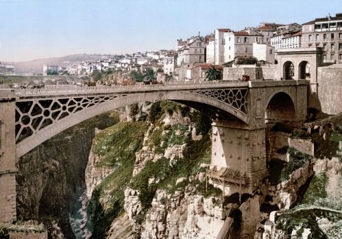 Pont d'El Kantara