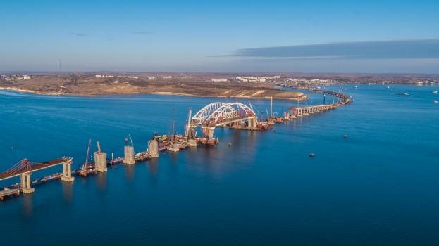 Crimean Bridge (Road)