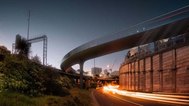 Canada Street Cycle Bridge