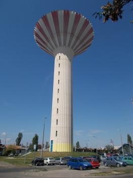 Wasserturm Csepel