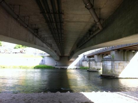 Nepomuk Bridge at Sigmaringen