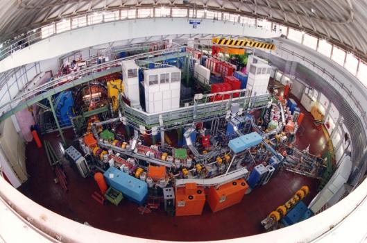 Laborgebäude DAFNE