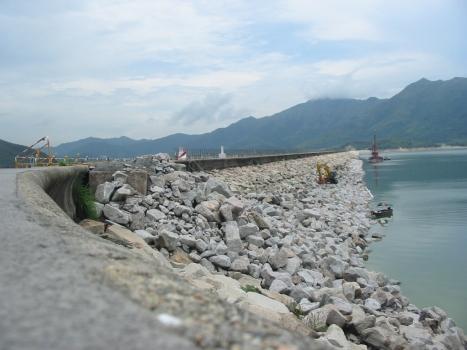 Plover Cove Reservoir Main Dam