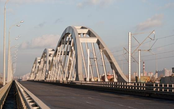 New Darnytskyi Bridge