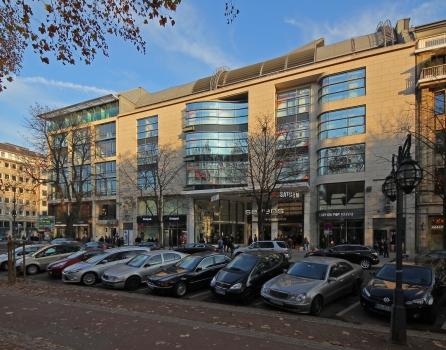 Sevens-Center in Düsseldorf