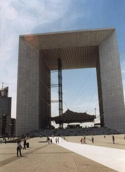 Great Arch at Paris-La Défense