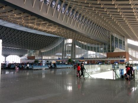 Bahnhof Xiamen Nord