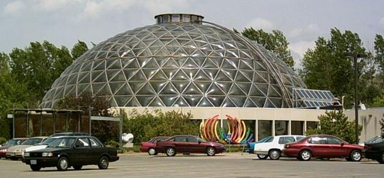 Greater Des Moines Botanical Garden Conservatory