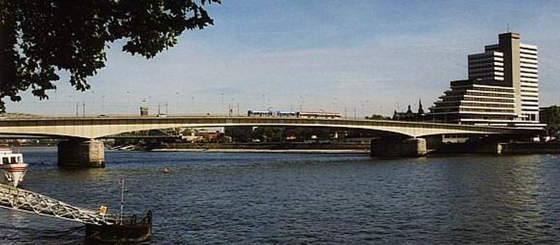 Pont Cologne-Deutz