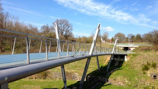Fruerlundmühle Footbridge