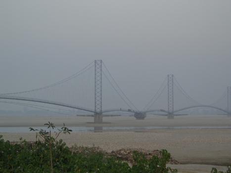 Hängebrücken Dhodhara-Chandani