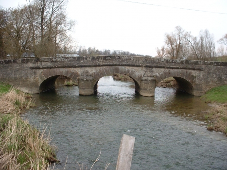 Landbachbrücke Dolving