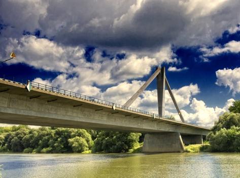 Donaubrücke Metten