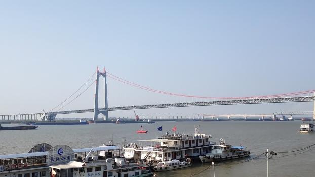 Hangrui Expressway Dongting Lake Bridge