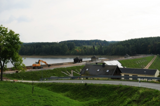 Barrage du Lac de Dörnthal