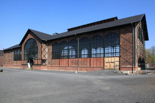Zeche Zollern Machine Hall