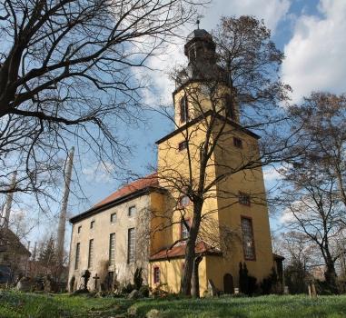 Dreifaltigkeitskirche von Burgau