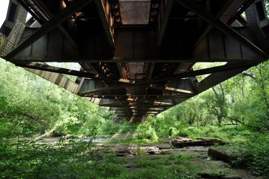 Dreigurtbrücke