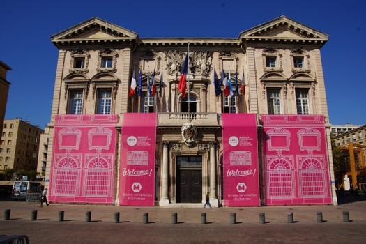 Hôtel de Ville (Marseille), Marseilles City Hall, Rathaus (Marseille)