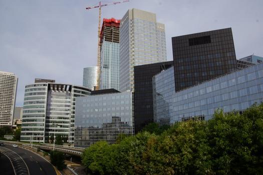 Arkema / Coface / Le Michelet, Paris-La Défense