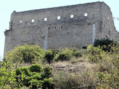 Château de Vaison-la-Romaine