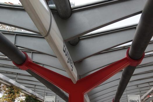 Station de métro Borgweg